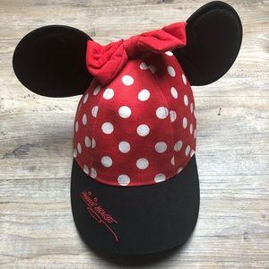 Walt Disney world kids Minnie Mouse hat